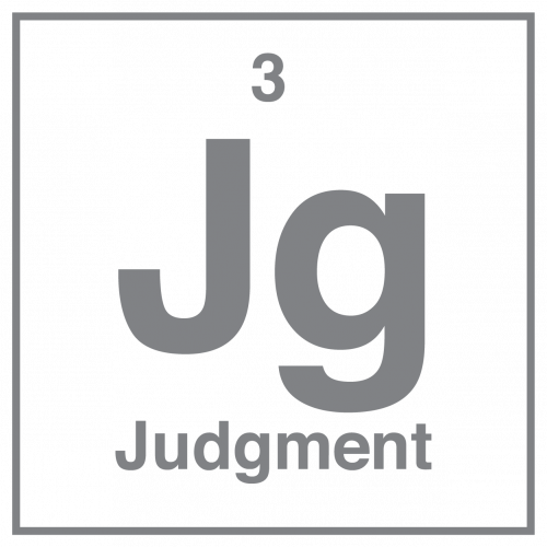 Judgment Icon, Quality Practice Project (QPP)