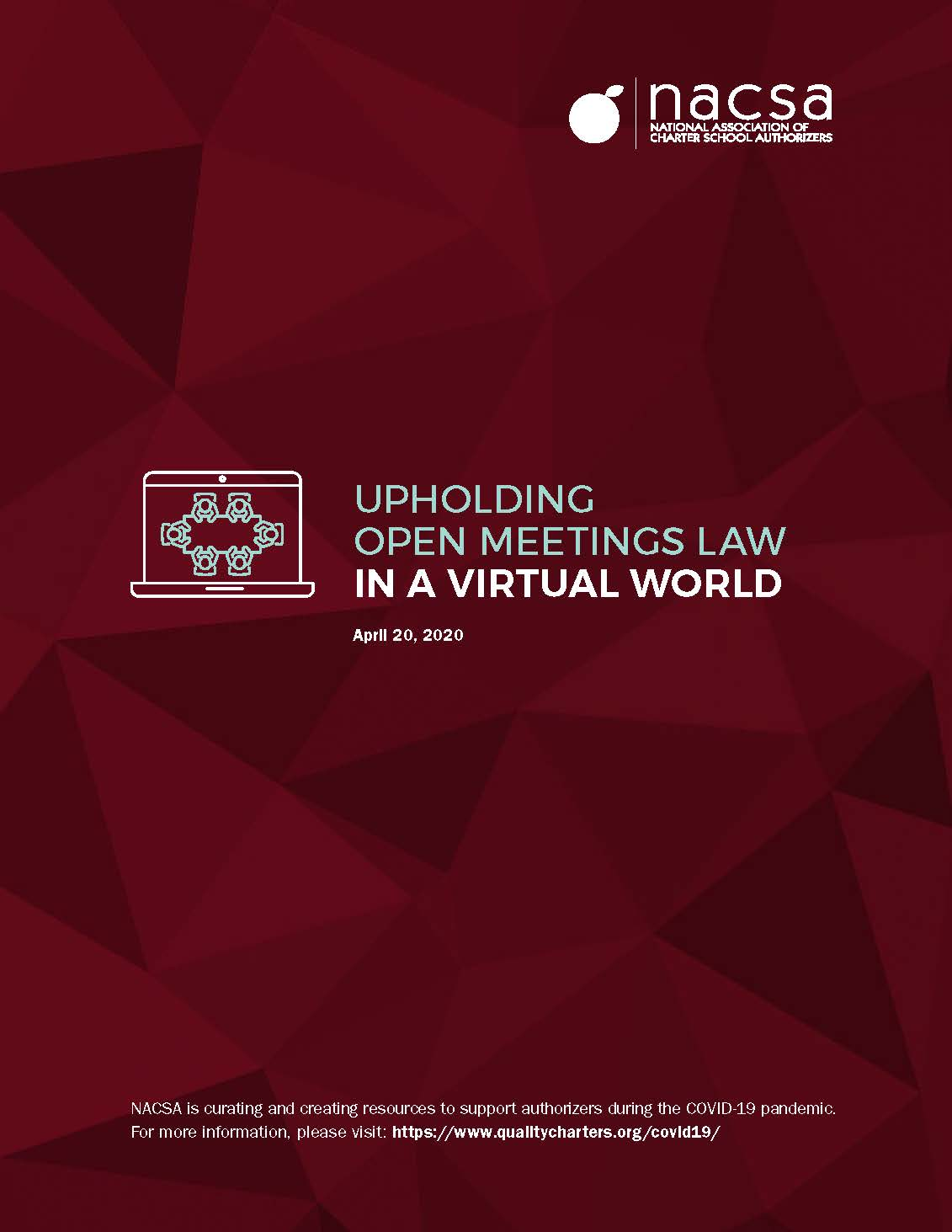 Upholding Open Meetings Law in a Virtual World