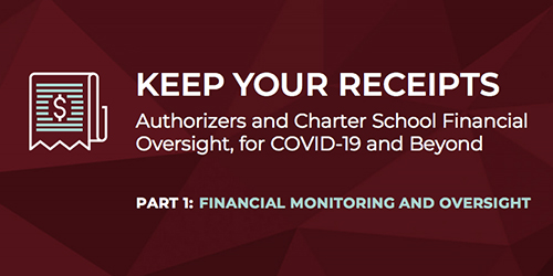 New Resource: Charter School Financial Oversight for COVID-19 and Beyond article