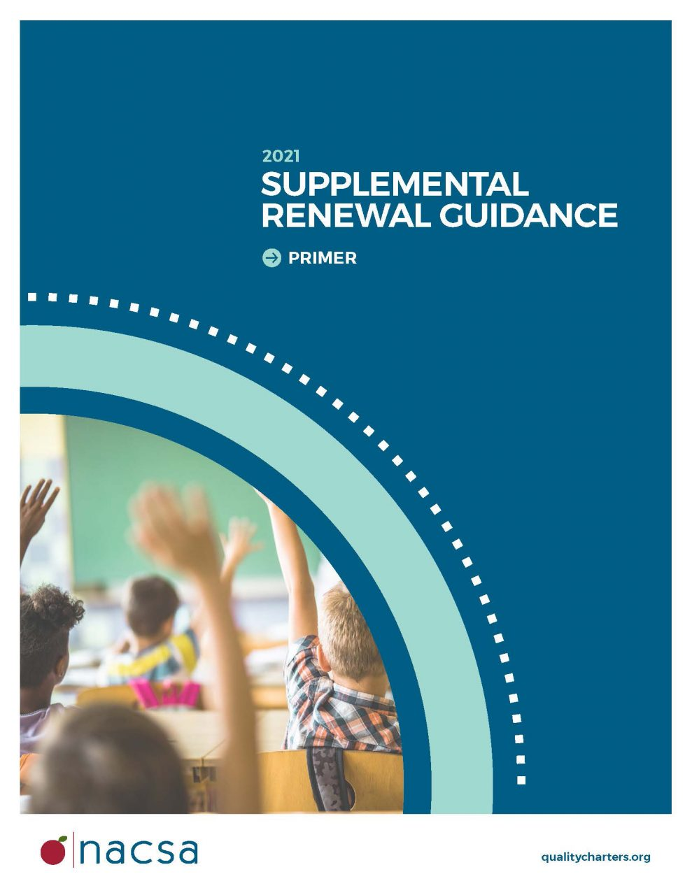 Public Charter Schools: Renewal Resource for Charter School Leaders and Authorizers: Cover of Resource